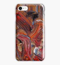 Awful thoughts iPhone Case/Skin