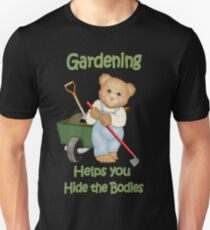 Gardening Tips Slim Fit T-Shirt