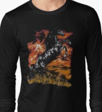 Charlie Horse T-Shirt Long Sleeve T-Shirt