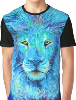 Dreamy Lion -full- Graphic T-Shirt