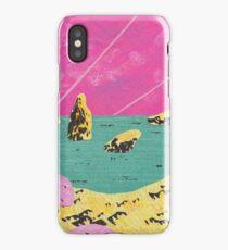 Mini landscape 1 iPhone Case
