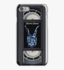 Donnie Darko VHS Case iPhone Case/Skin