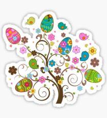 Easter Tree Sticker