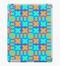 Utopia of colors and lines iPad Case/Skin