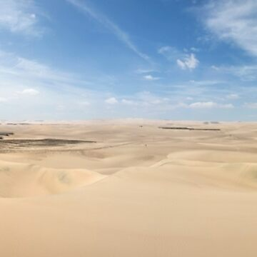 The vast dunes of Ica, Peru by cannboys
