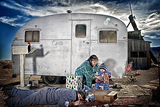 White Trash Christmas by Jake Easley