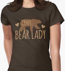 Crazy Bear lady T-Shirt