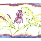 iris and lemons by candace lauer