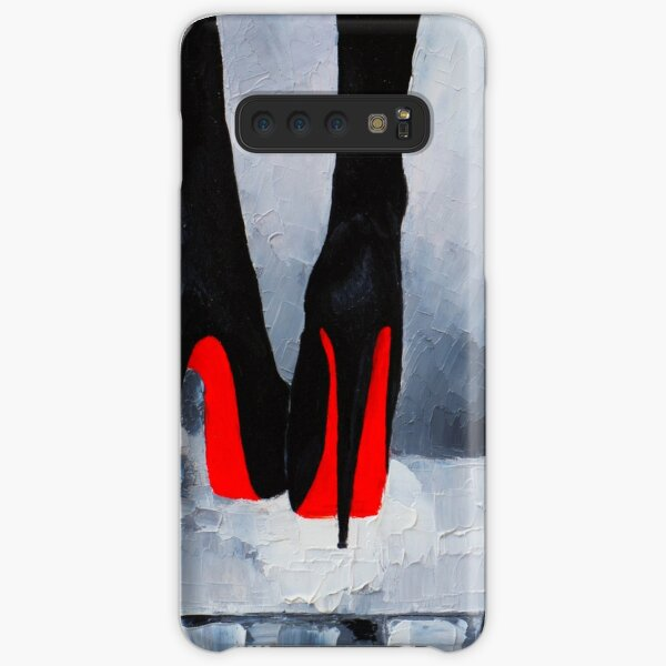Take off your shoes Samsung Galaxy Snap Case