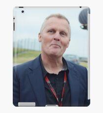 Johnny Herbert 2015 II iPad Case/Skin