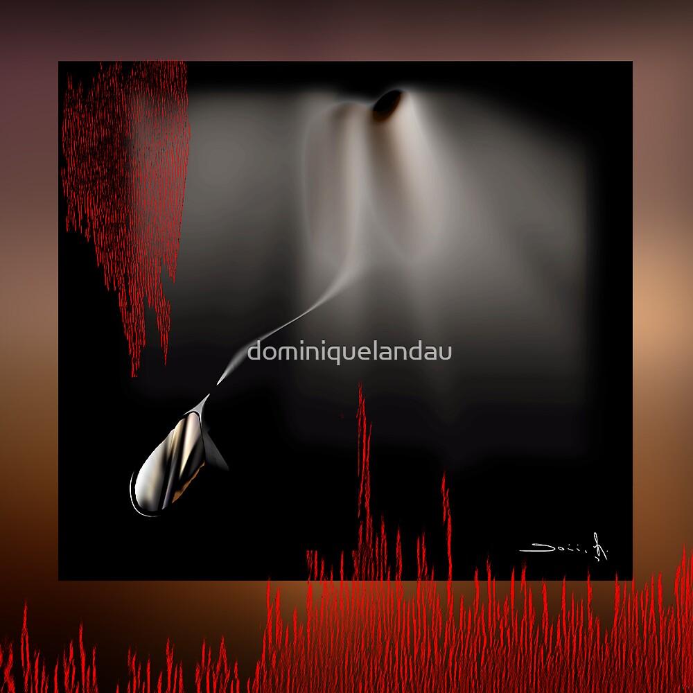 ghost by dominiquelandau
