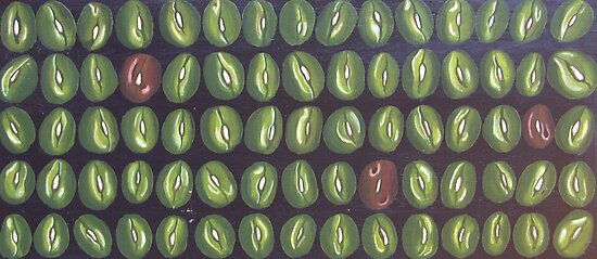 full of beans by cathy savels