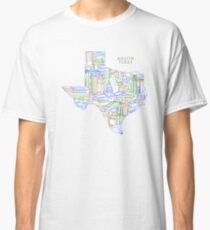 Austin Texas Classic T-Shirt