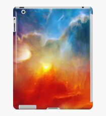 A Cool Day in Hell Landscape iPad Case/Skin