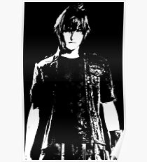 Weathered Noctis Final Fantasy XV Poster