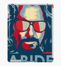 The Dude Abides - The Big Lebowski iPad Case/Skin