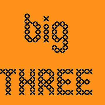 This is us- The big three by KikkaT