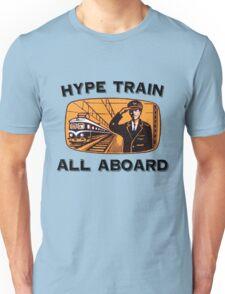 Hype Train Vintage ver.darktext Unisex T-Shirt
