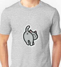 Cat butt Unisex T-Shirt