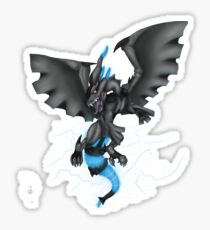 Zekrom's Rage Sticker