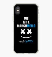 MARSHMELLO (MELLO GANG) iPhone Case