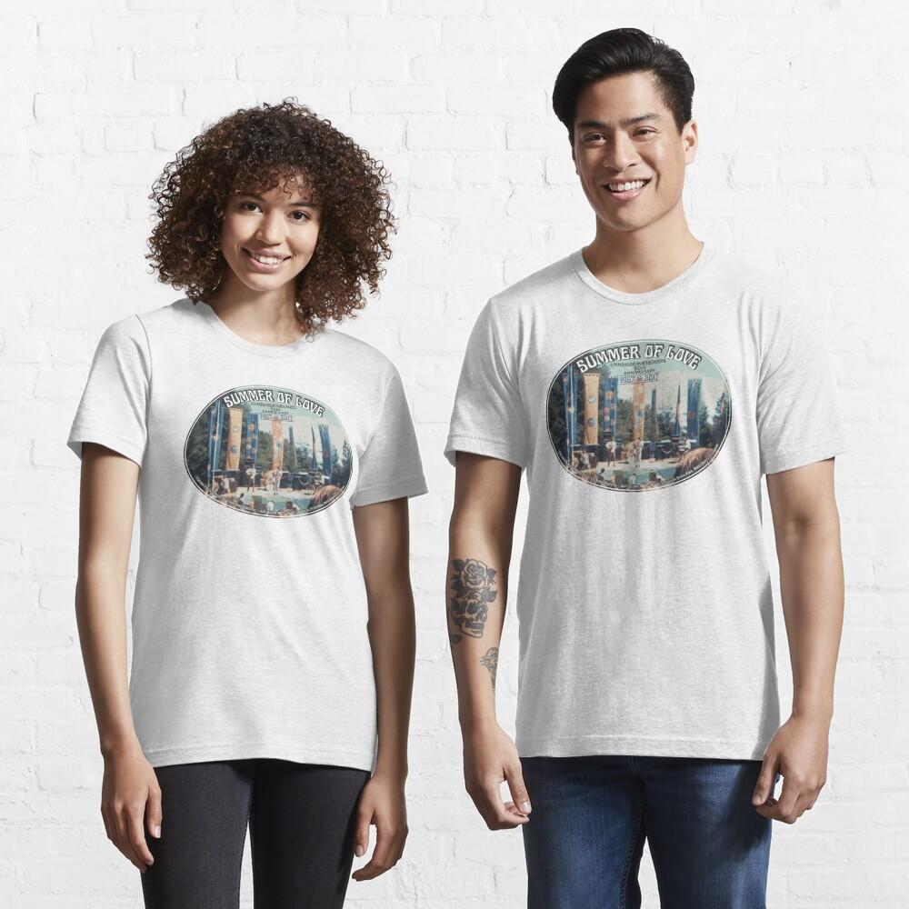 Sommer der Liebe - 1967 - 50. Jahrestag Essential T-Shirt