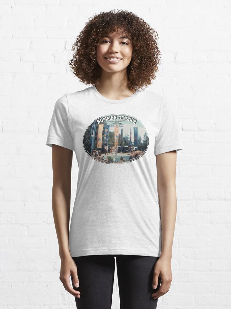 Alternative Ansicht von Sommer der Liebe - 1967 - 50. Jahrestag Essential T-Shirt