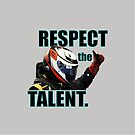 Respect The Talent by evenstarsaima