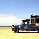 Icecream Van by Ian  James