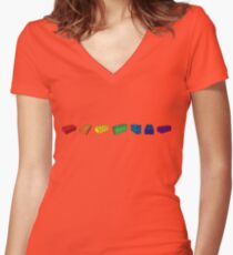 What color is your Lego Women's Fitted V-Neck T-Shirt