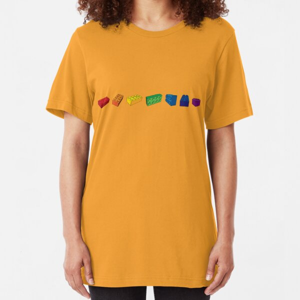 What color is your Lego Slim Fit T-Shirt