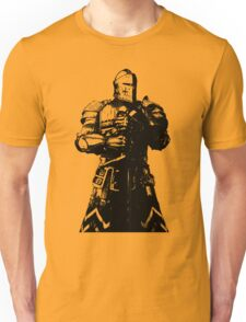 Weathered Warden For Honor Unisex T-Shirt