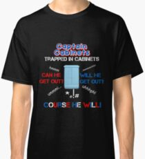 Captain Cabinet Classic T-Shirt