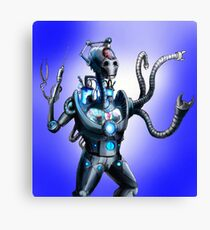 Cyber-Surgeon Canvas Print