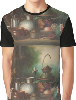Fruit art Graphic T-Shirt