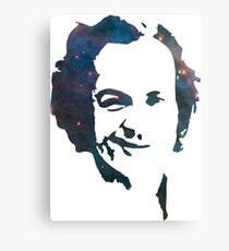 Space Feynman Canvas Print