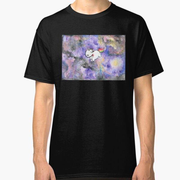 Space unicorn Classic T-Shirt