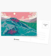 Tillvaro Pixel Art Landscape Postcards