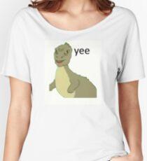 Dank Meme Women's Relaxed Fit T-Shirt