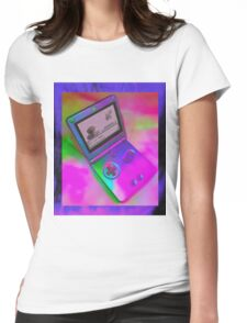 GameWorld Womens Fitted T-Shirt