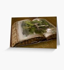 The Picture Book Greeting Card