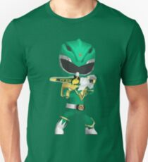 Chibi Green Unisex T-Shirt