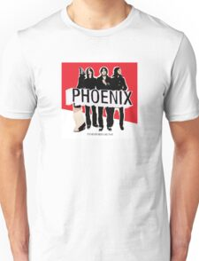 Phoenix Band Album Cover: It's Never Been Like That Unisex T-Shirt