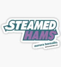 Steamed Hams Way (Skinner Edition) [Roufxis - RB] Sticker