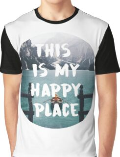 this is my happy place 5 Graphic T-Shirt