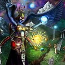 The Galactic Aura by Matt Morrow