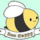 Bee Happy by AnnieBox
