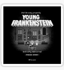 YOUNG FRANKENSTEIN 16-bit Sticker