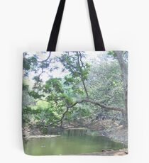 ONLY GREEN Tote Bag