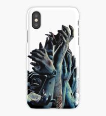 Back to life iPhone Case/Skin